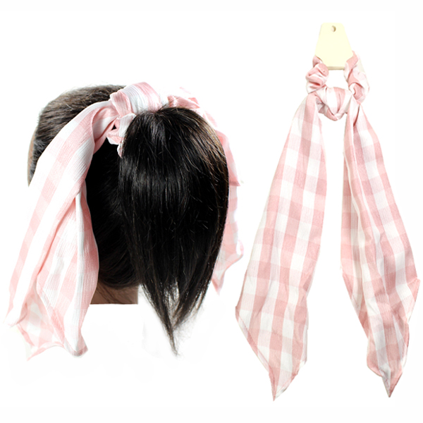 FASHION RUBBER HAIR SLIDE(HB0017-HSE0045)