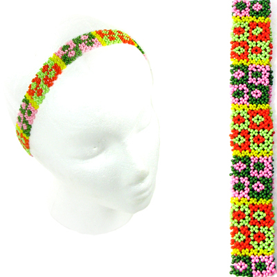 FASHION BEAD H/BAND(HB0032-BH0518)
