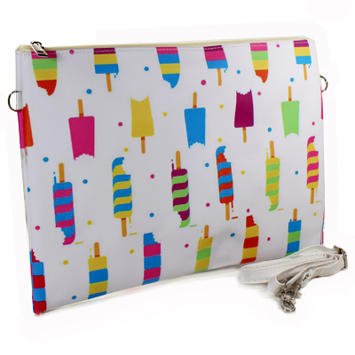 ICE CREAM CLUCH BAG(HF0048-FSB19207)