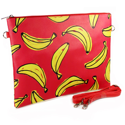 BANANA CLUCH BAG(HF0055-FSB19221)